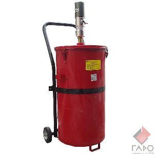 Нагнетатель смазки пневматический С-322-3 (бак 60 л)