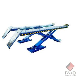 Ножничный подъемник с траверсой г/п 4000 TEMP - TS4000DL-3DC