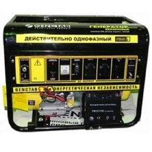 Генератор бензиновый GENCTAB PRG-6500CLE