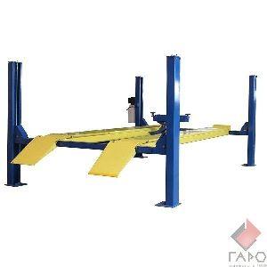 Четырехстоечный электрогидравлический подъемник на 5.5 тонн TFA5500-3D