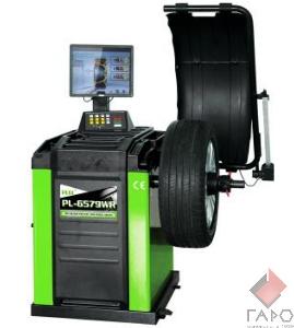 Станок балансировочный автомат с дисплеем PULI PL-6579WR